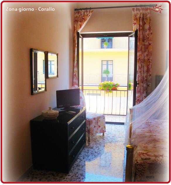 Appartamento corallo for Contratto di locazione turistica
